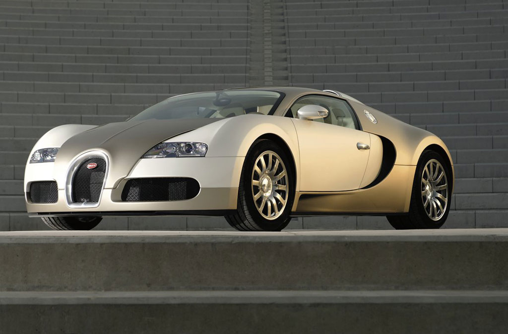 golden bugatti veyron official photos autoevolution. Black Bedroom Furniture Sets. Home Design Ideas