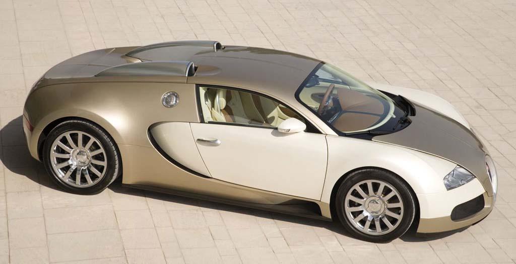 golden bugatti veyron official photos autoevolution. Black Bedroom Furniture Sets. Home Design Ideas