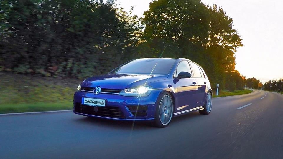 golf 7 r gets 3 6l bi turbo v6 and rs3 gearbox from hgp autoevolution. Black Bedroom Furniture Sets. Home Design Ideas