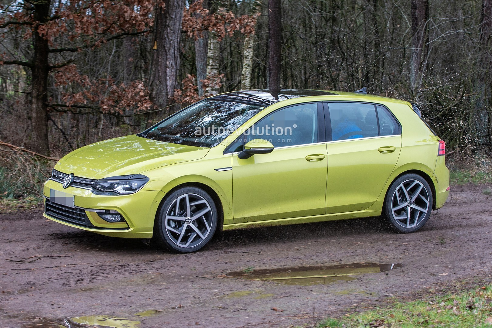 Golf 8 Going On Sale In February 2020, VW Currently Fixing