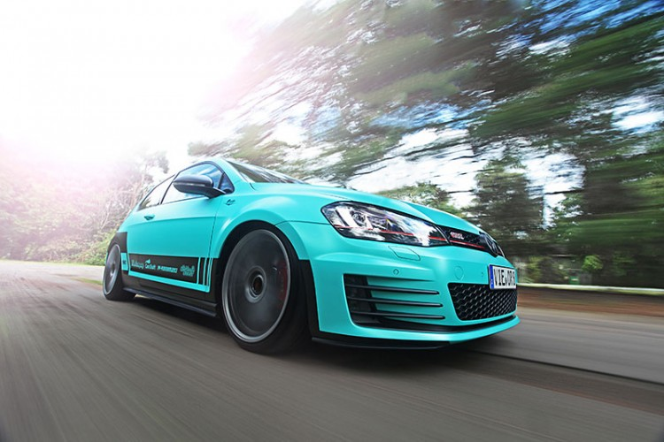 Golf Gti Gets Minty In Cam Shaft Amp Pp Performance Project