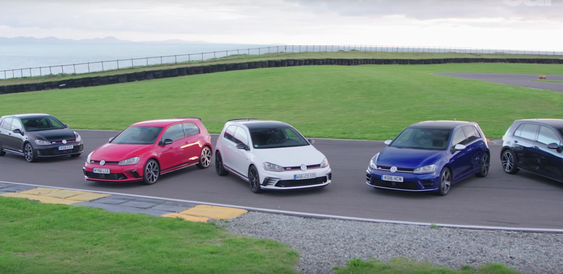 Besides The GTI, GTD, GTE, R, Clubsport And Clubsport S (the Ones In The  Video), Volkswagen Has 2 Door Versions Of Some, The Performance Pack For  The GTI ...