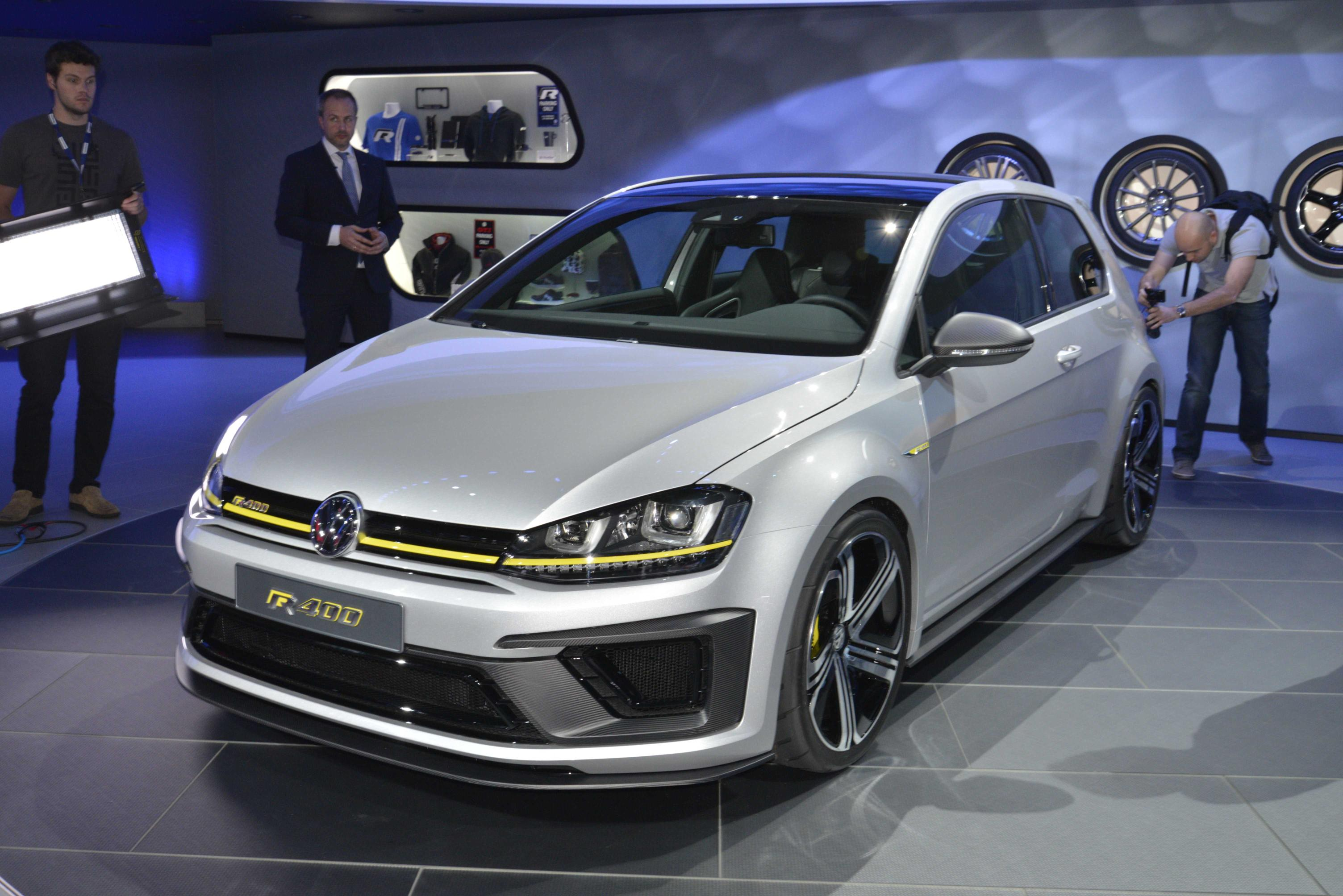 Golf GTI Roadster Makes Debut in LA, Needs to Go into Production [Live Photos] - autoevolution