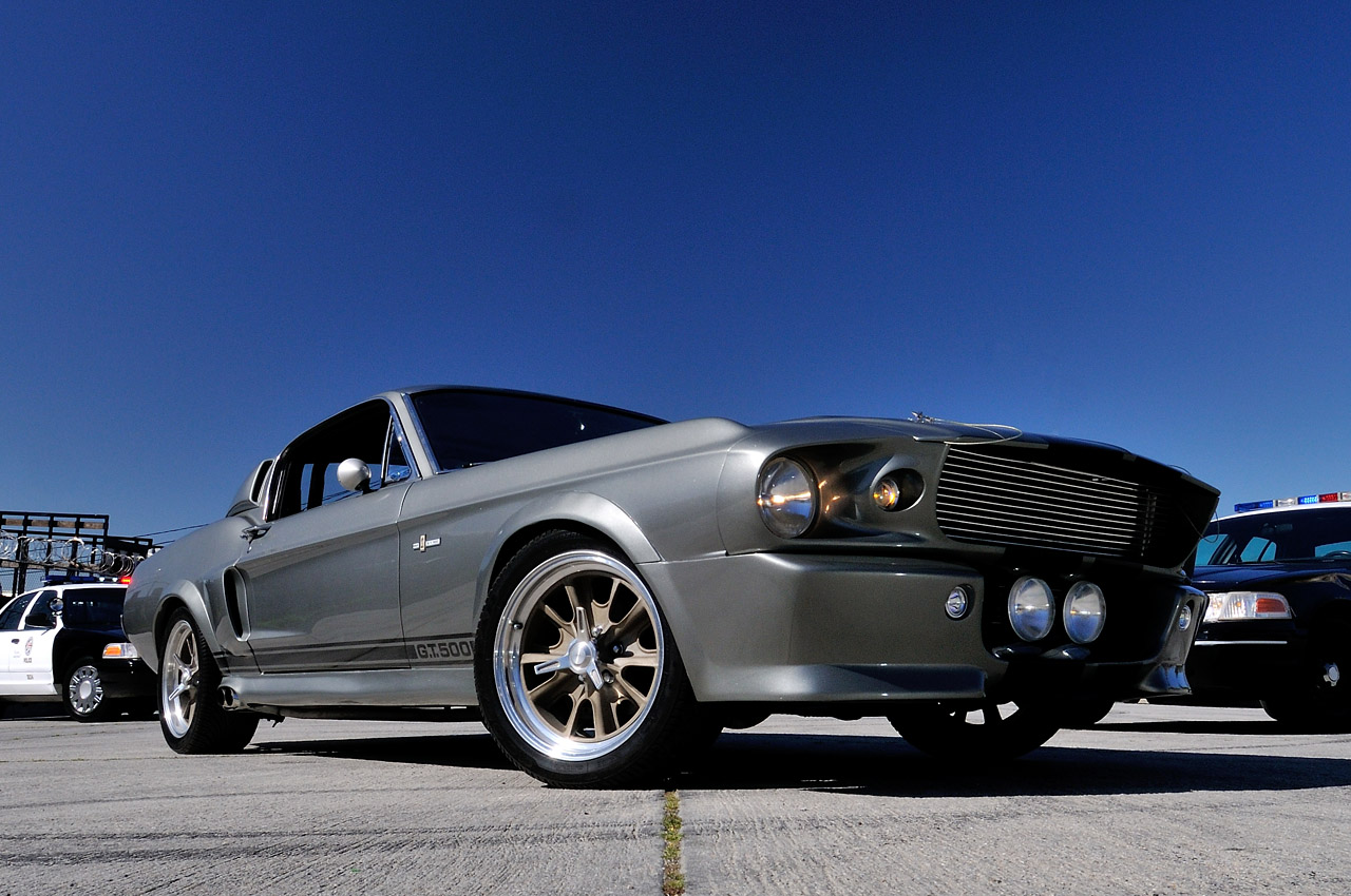 gone in 60 seconds eleanor shelby gt500 sells for 1 million autoevolution - Shelby Mustang Gone In 60 Seconds