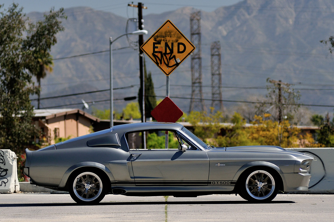Gone In 60 Seconds Eleanor Shelby Gt500 Sells For 1