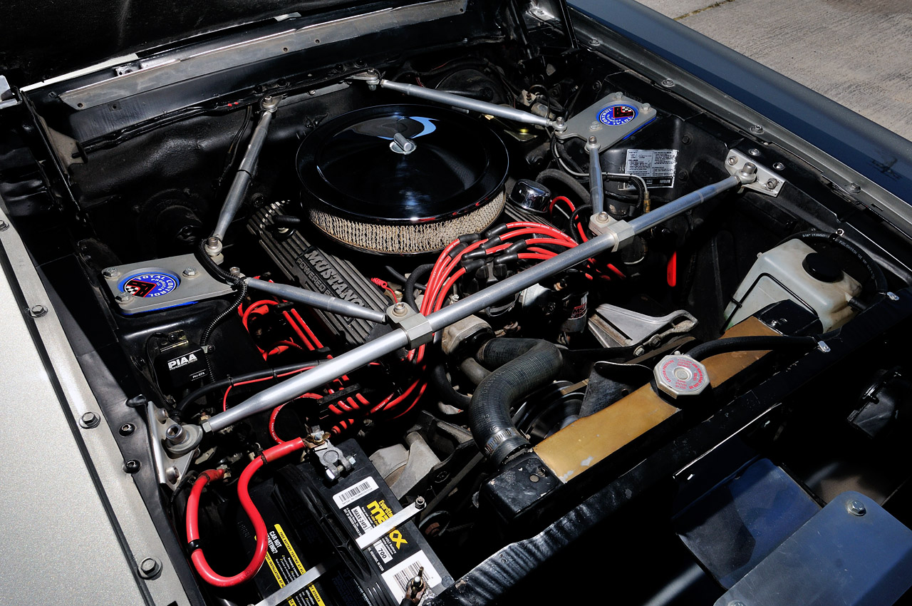 eleanor mustang 1967 seconds gone 60 shelby ford gt500 million sells engine movie kit cool autoevolution transmission mecum v8 manual