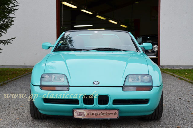 Mint Condition Bmw Z1 Roadster For Sale Autoevolution