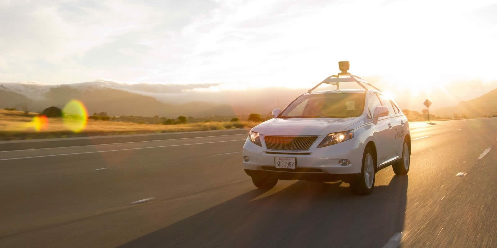 Google Car Gets In Accident With Human Driving
