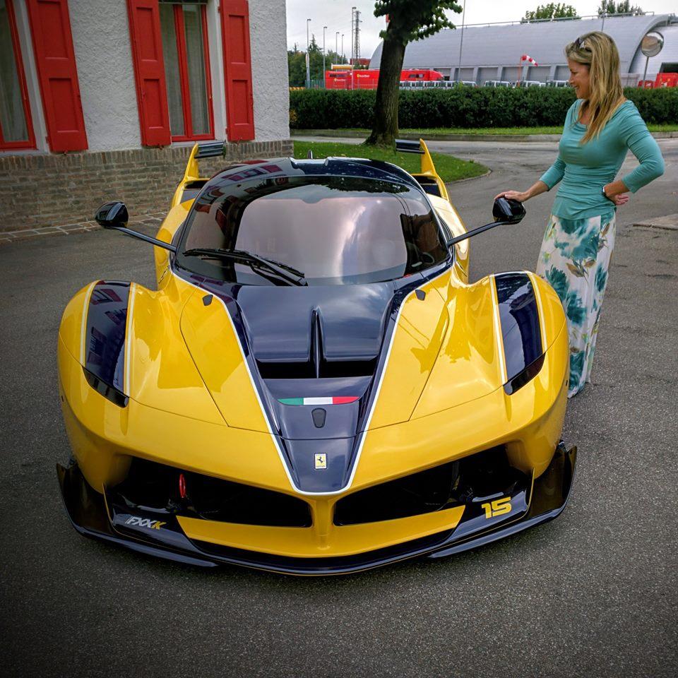 Google Vp Benjamin Sloss Treynor Gets Ferrari Fxx K For