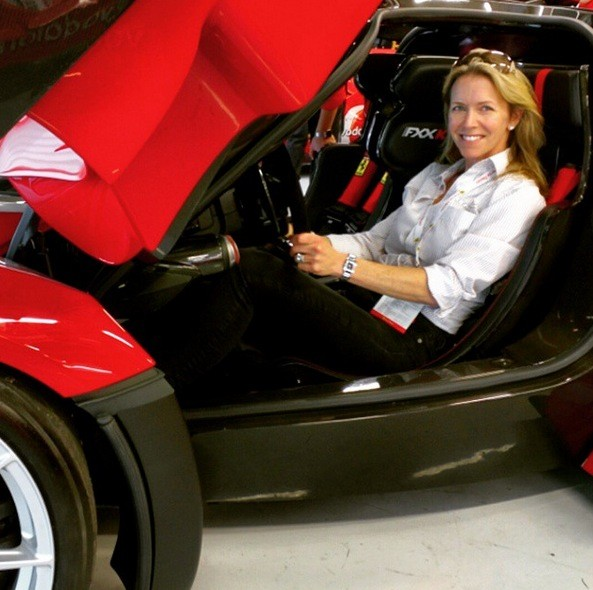 Google VP Benjamin Sloss Treynor Gets Ferrari FXX K For
