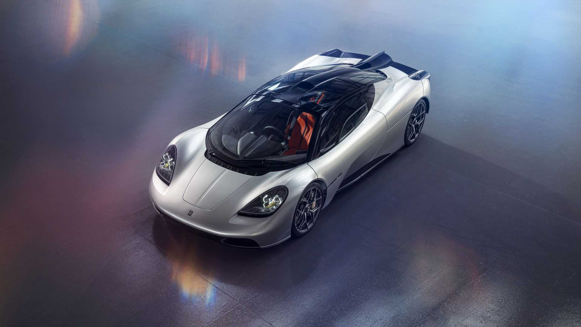 Gordon Murray T50 supercar gets track-only S version