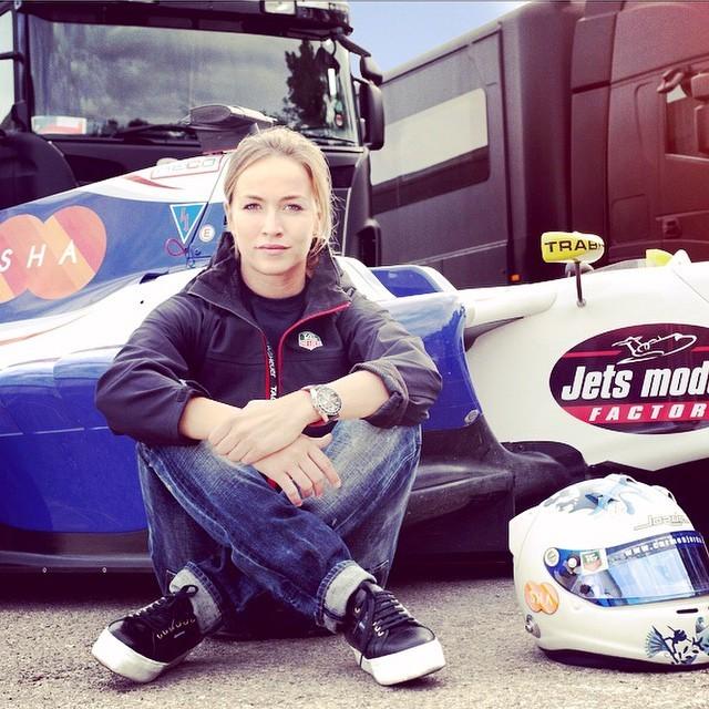 Gp3 Driver Carmen Jorda Joins Lotus Team Becomes Second