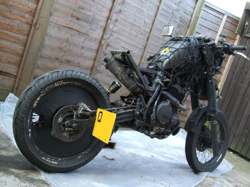 Grabenratte, the Grave Rat Bike - autoevolution