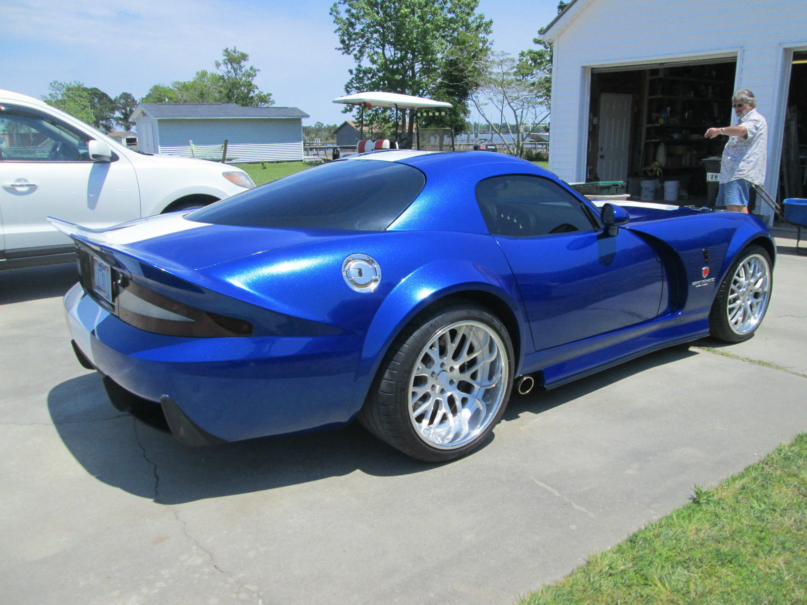 Grand Theft Auto Bravado Banshee For Sale on eBay - autoevolution