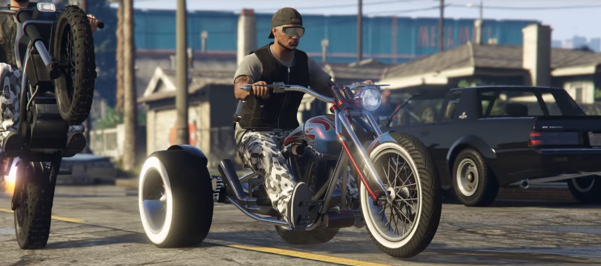 Bikers taunt officer pinned in crashed cruiser autoevolution for How do you rob the jewelry store in jailbreak