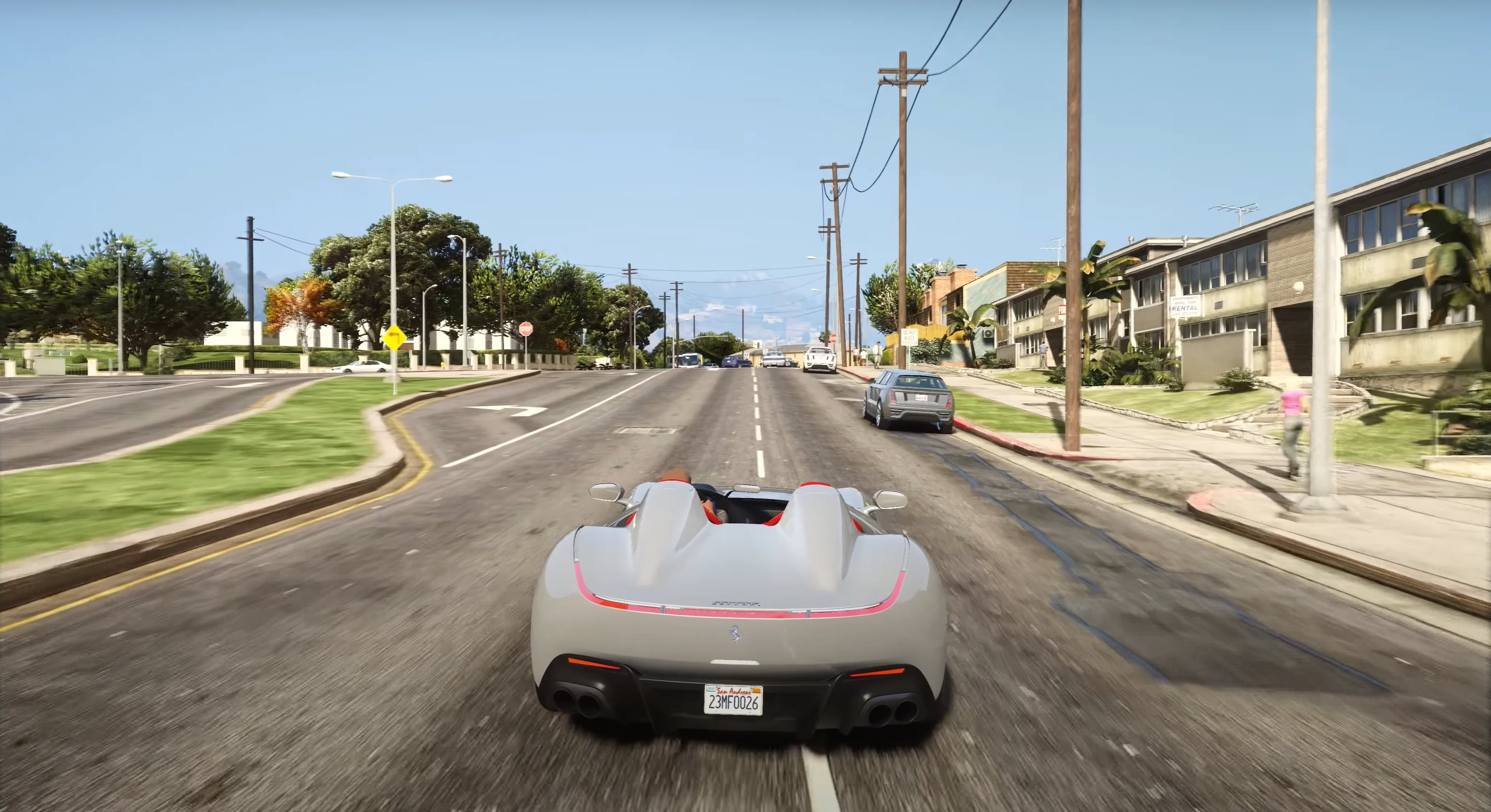 Grand Theft Auto V in 4K Makes Everybody Dream About GTA 6 Once Again -  autoevolution