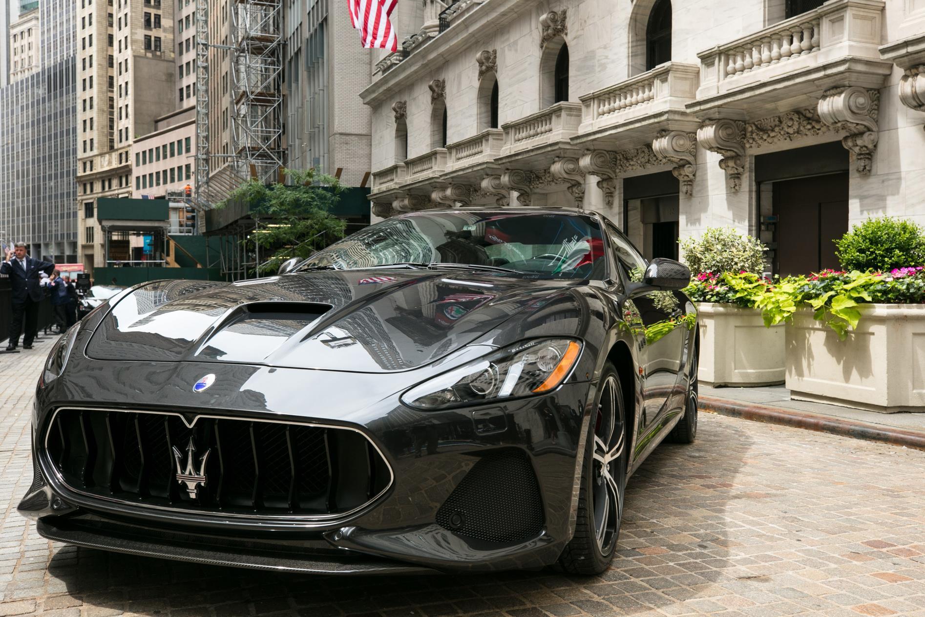 2018 Maserati GranTurismo 2018 Maserati GranTurismo