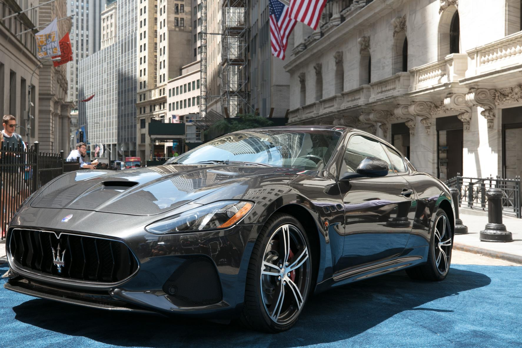 Nice 2018 Maserati GranTurismo 2018 Maserati GranTurismo Ideas