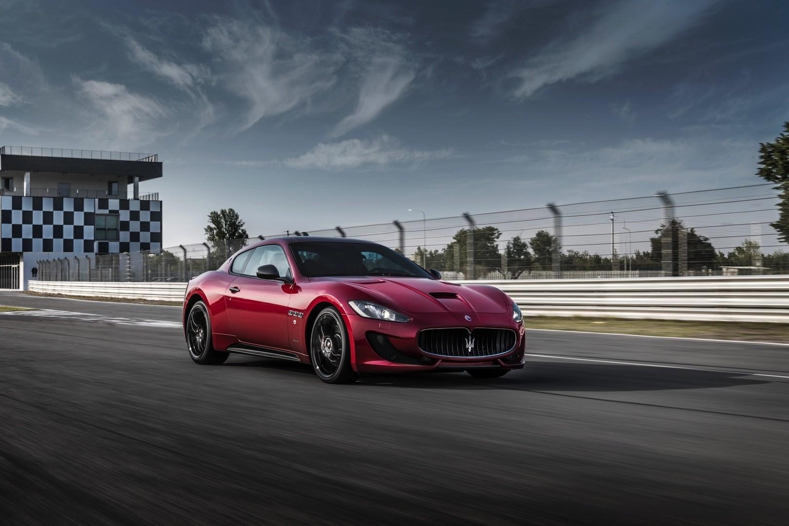 Maserati GranTurismo Sport Special Edition Pays Tribute To 1957  autoevolution