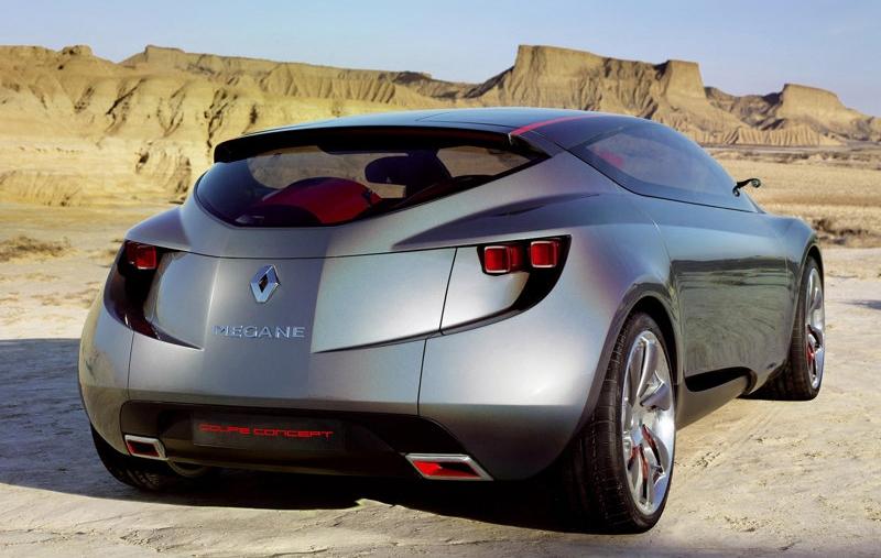 great looking concepts 2008 renault megane coupe concept autoevolution. Black Bedroom Furniture Sets. Home Design Ideas