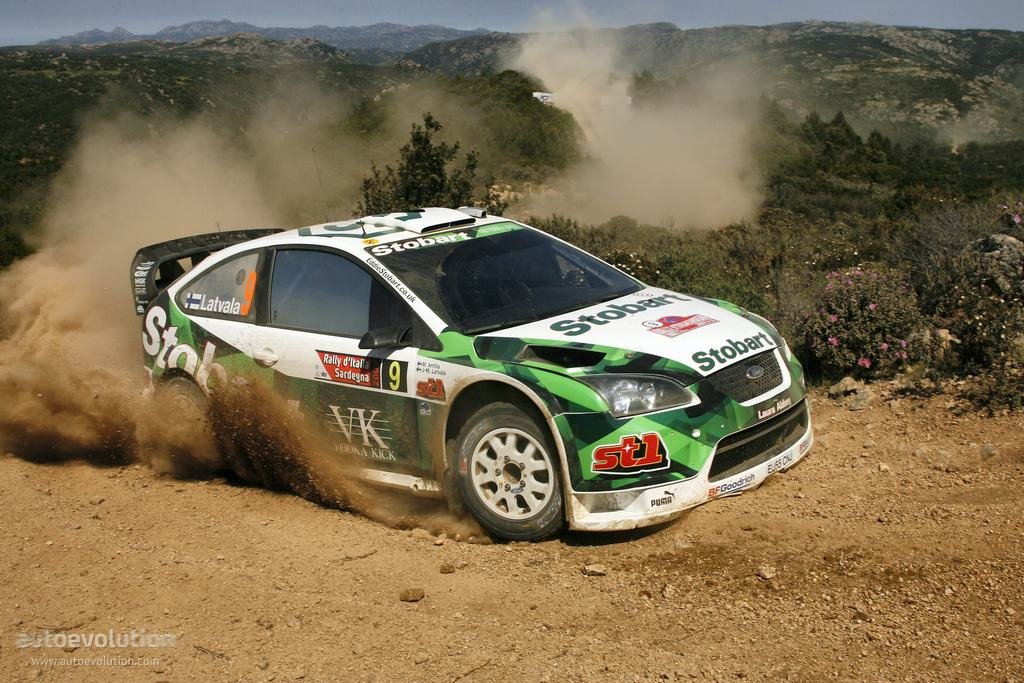 Henning Solberg Fastest in 2009 Rally Portugal SS1 - autoevolution