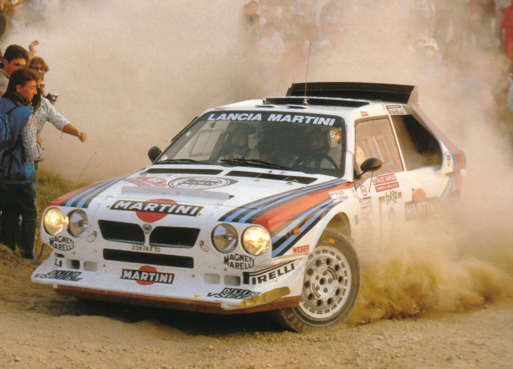 Group B Rally Cars: The Killer B\'s - autoevolution
