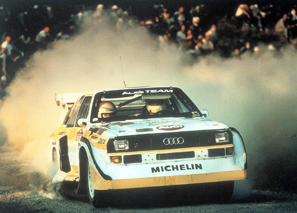Used Car Usa >> Group B Rally Cars: The Killer B's - autoevolution
