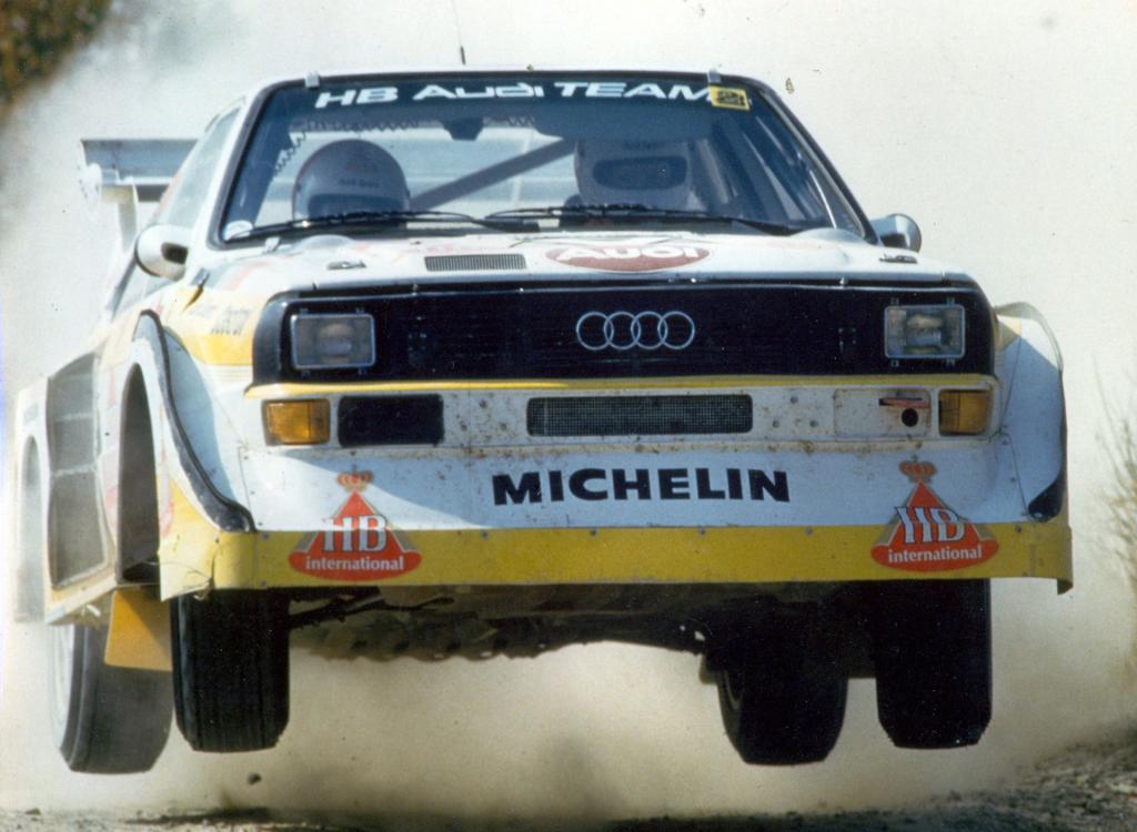 Killer B S Rally Cars