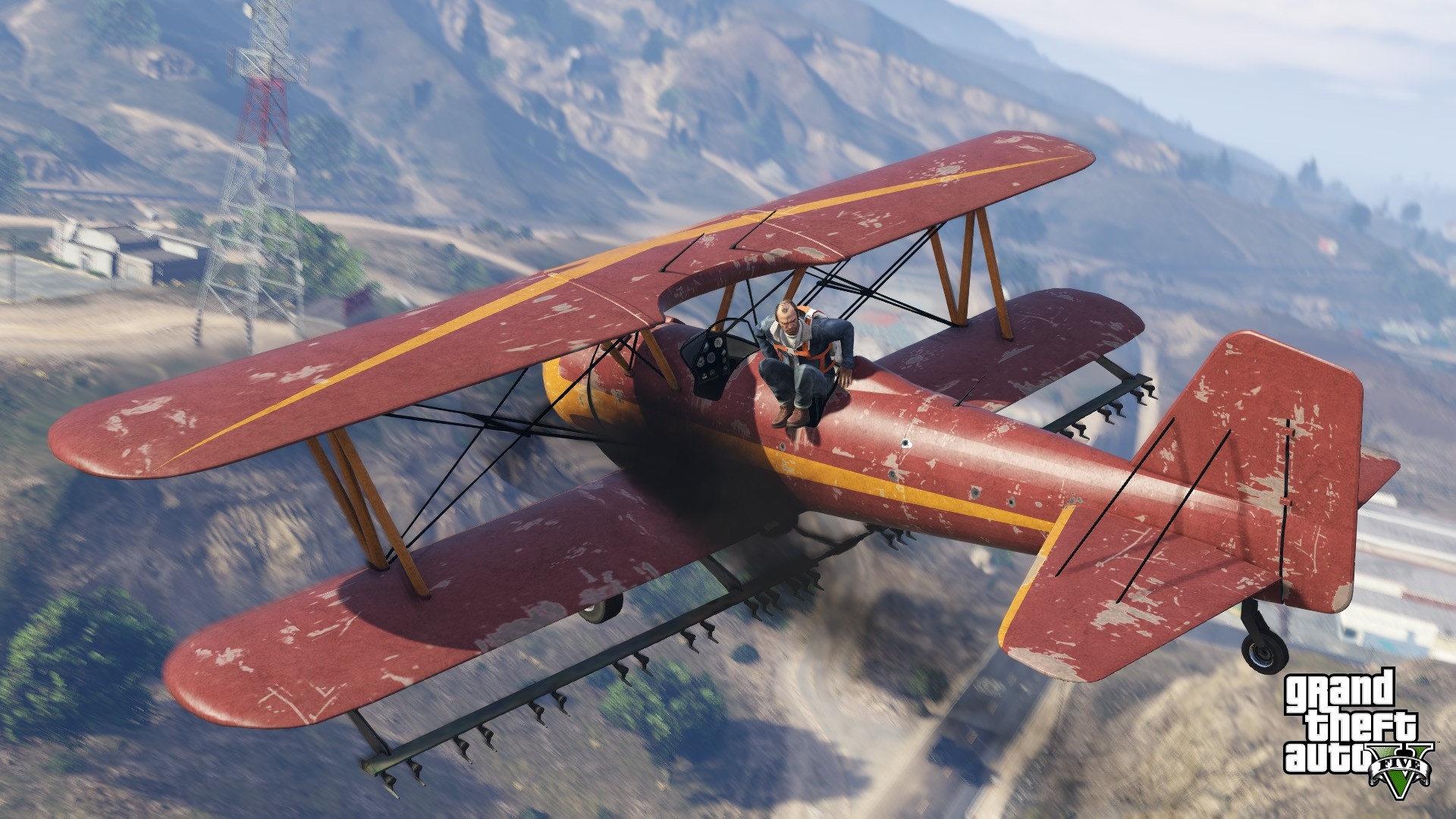 GTA V Coming to Xbox One, PS4 and PC Starting November 18