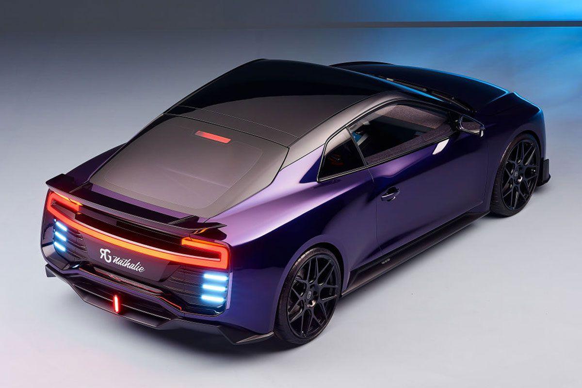 gumpert rg nathalie revealed runs on hydrogen autoevolution. Black Bedroom Furniture Sets. Home Design Ideas