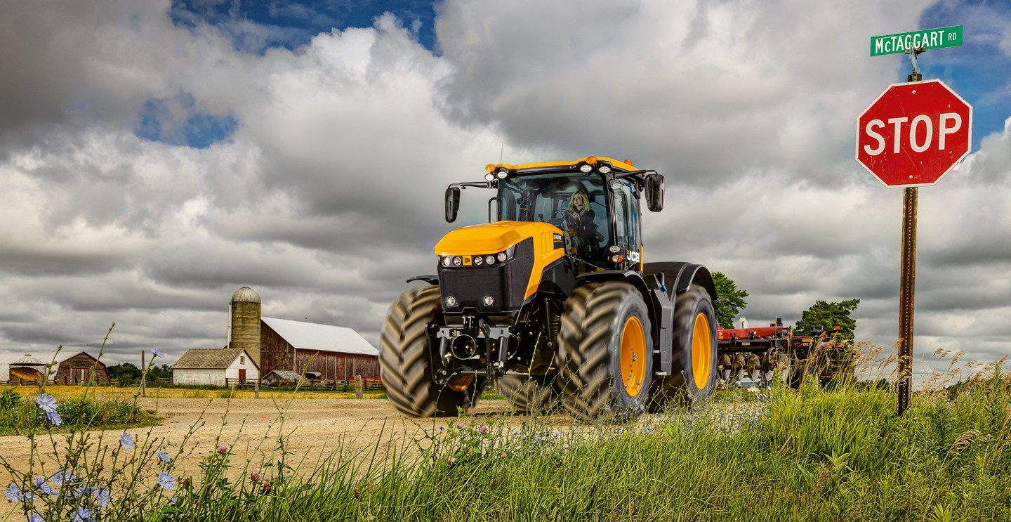 Tractor nabs world speed record with help from F1 team
