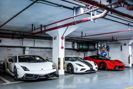 Guy who trashed laferrari in china is 27 owns a pro for Garage auto legue langueux
