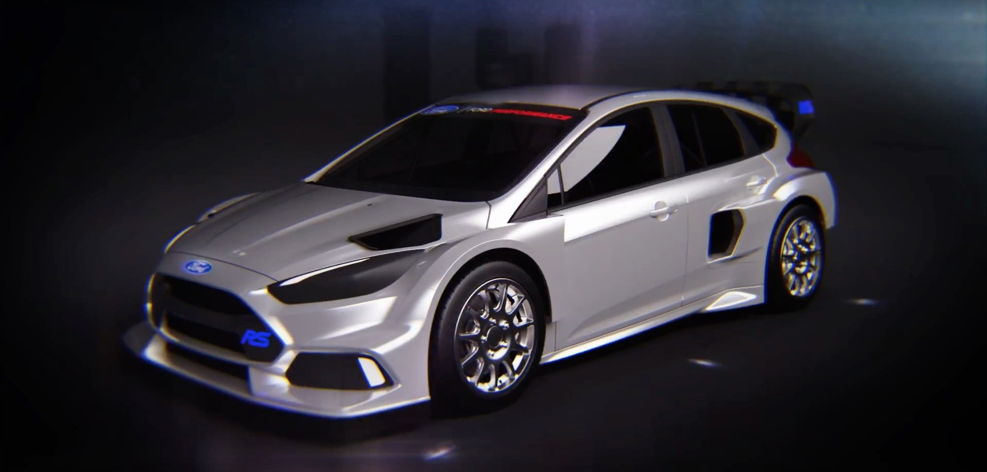 Ford Fiesta Rx43 >> Gymkhana 8 Doesn't Live Up to Expectations, Ford Focus RS RX Teased - autoevolution