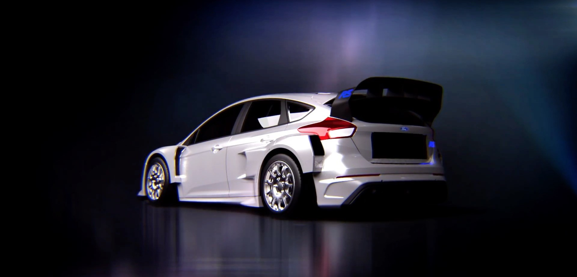 Ford Fiesta Rx43 >> Gymkhana 8 Doesn't Live Up to Expectations, Ford Focus RS ...
