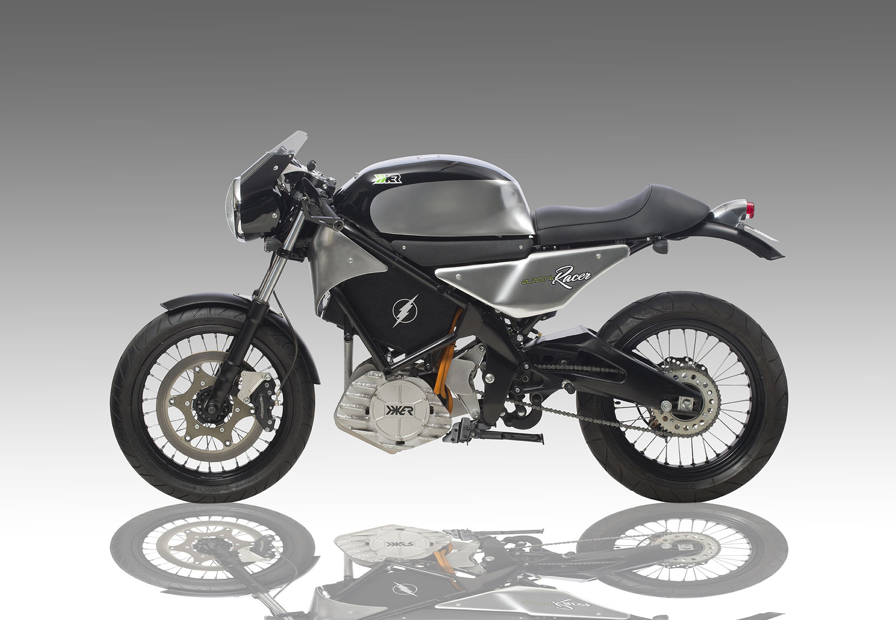 H Ker Electric Cafe Racer Price Announced Autoevolution