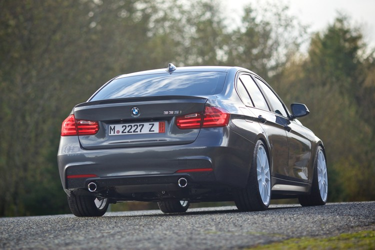 H Amp R Introduces Its Own Bmw F30 335i Autoevolution
