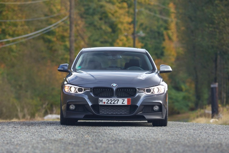 H&R Introduces Its Own BMW F30 335i - autoevolution