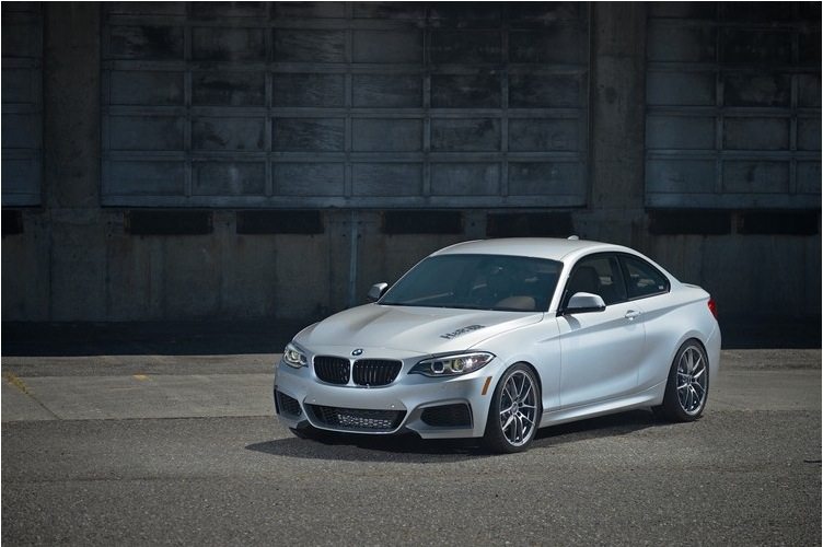 H Amp R Now Has Its Own Custom Bmw 228i Autoevolution