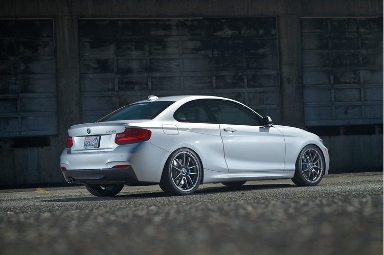 BMW I With M Performance Mi Exhaust Doesnt Sound Like Your - 228i bmw