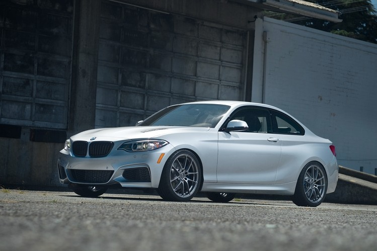 Bmw 228i With M Performance M235i Exhaust Doesn T Sound
