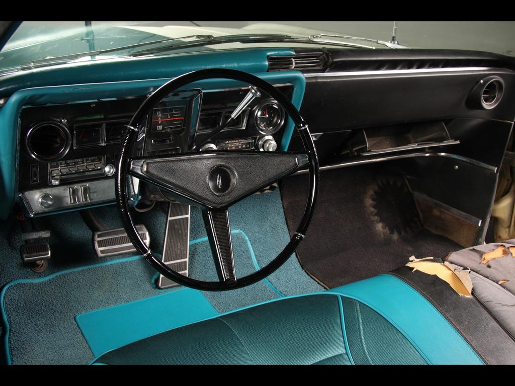 Half Restored 1967 Oldsmobile Toronado Is A Two Faced
