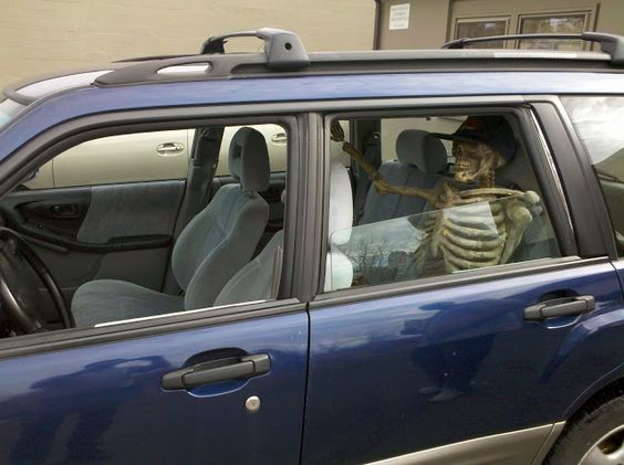 Halloween Car Decoration Tips This Year Be The Master Of Horror