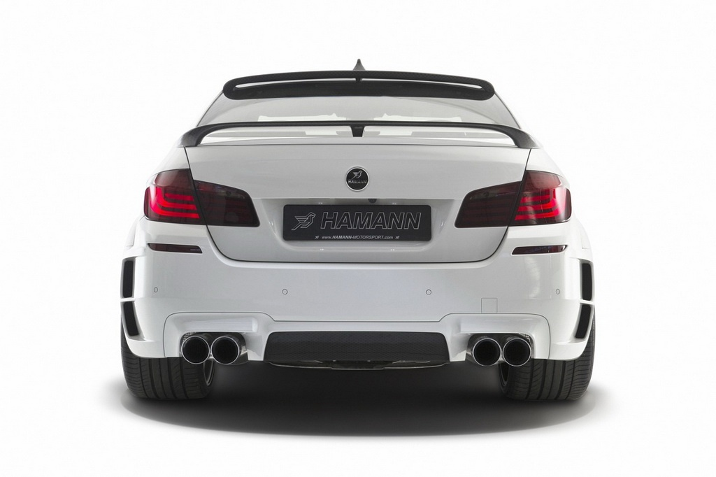 Hamann 2012 F10 Bmw M5 Has 720 Hp Autoevolution