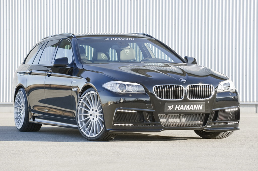 Hamann BMW 5 Series F11 Released - autoevolution