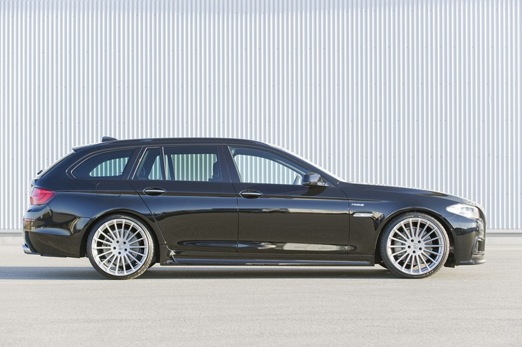 Hamann Bmw 5 Series F11 Released Autoevolution