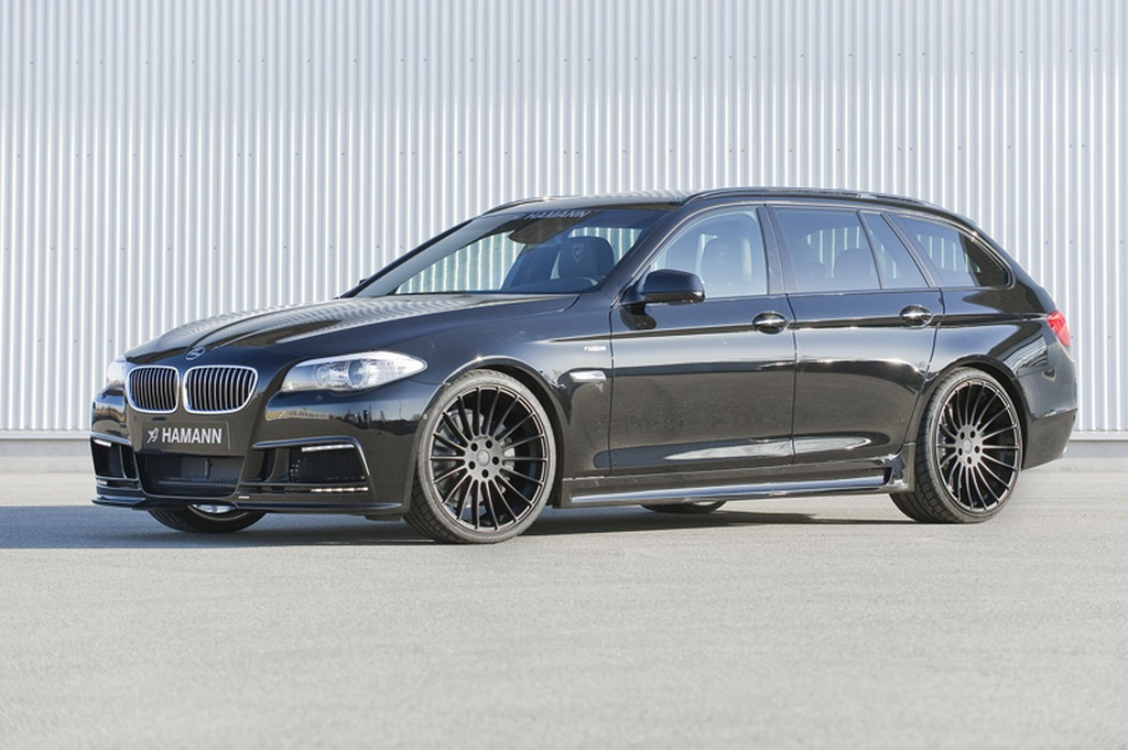 Hamann BMW 5 Series F11 Released - autoevolution