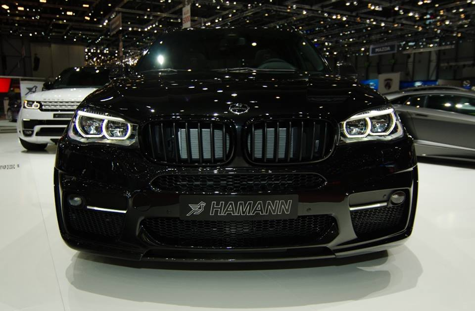 Hamann Bmw F15 X5 Is The Acs Alternative Autoevolution