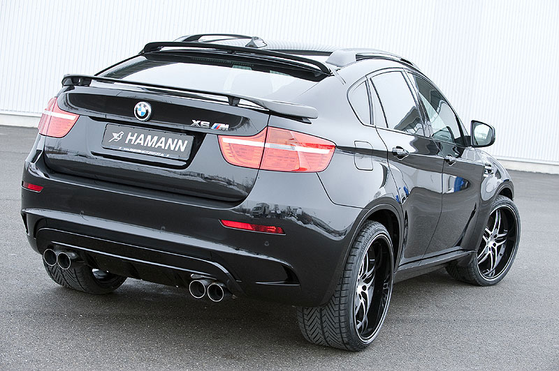 Hamann Bmw X6m Previewed Ahead Of Geneva 2010 Autoevolution