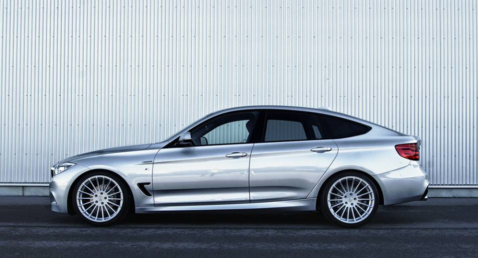 Bmw 3 Series Gran Turismo Gets Two New Diesel Engines No