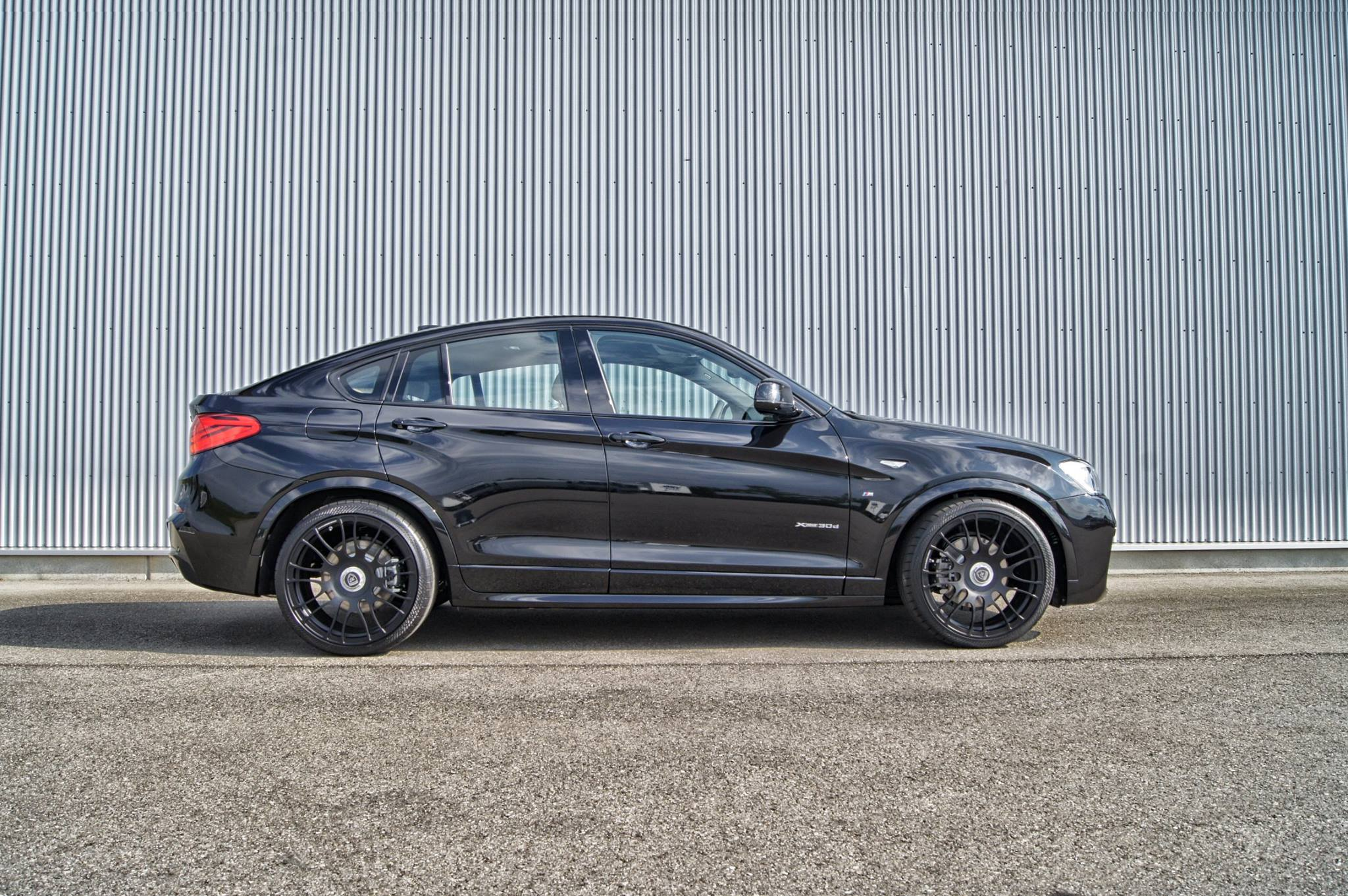 hamann enters the bmw x4 tuning scene autoevolution. Black Bedroom Furniture Sets. Home Design Ideas